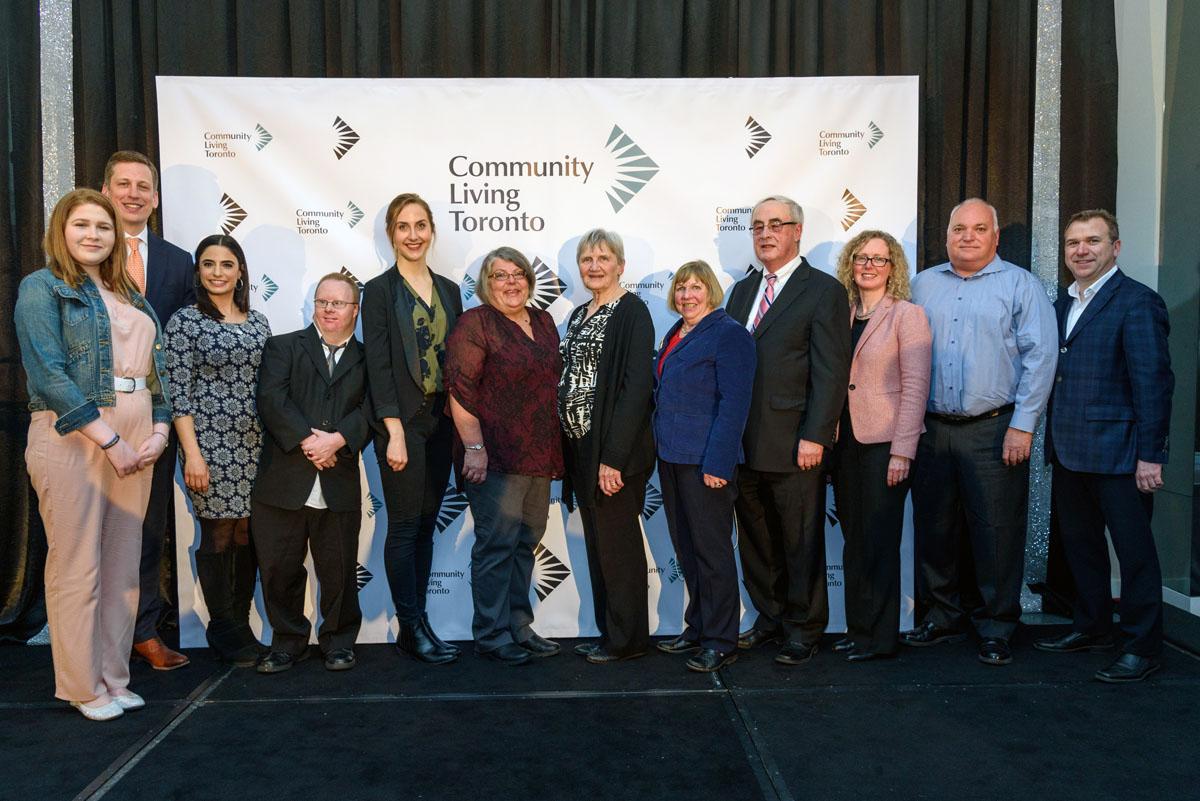 Volunteer Award Winners