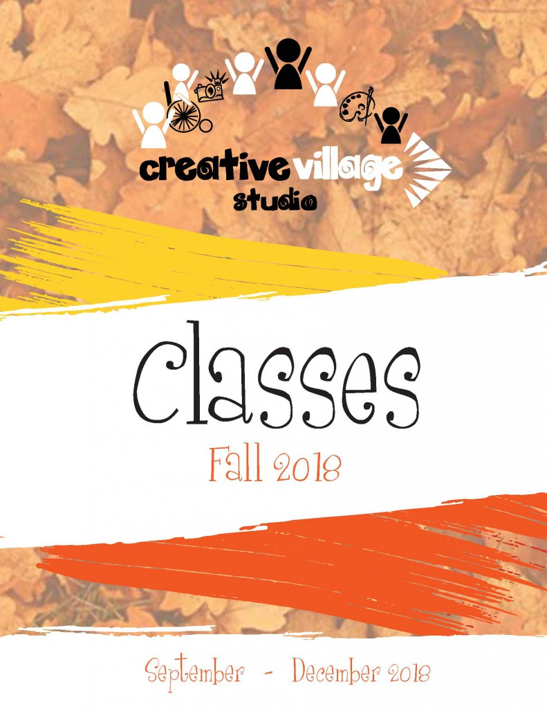 Creative Village Front cover