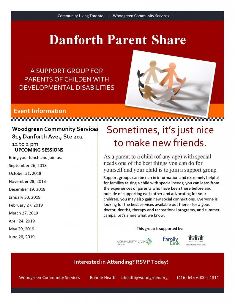 Danforth  ParentShare 2019