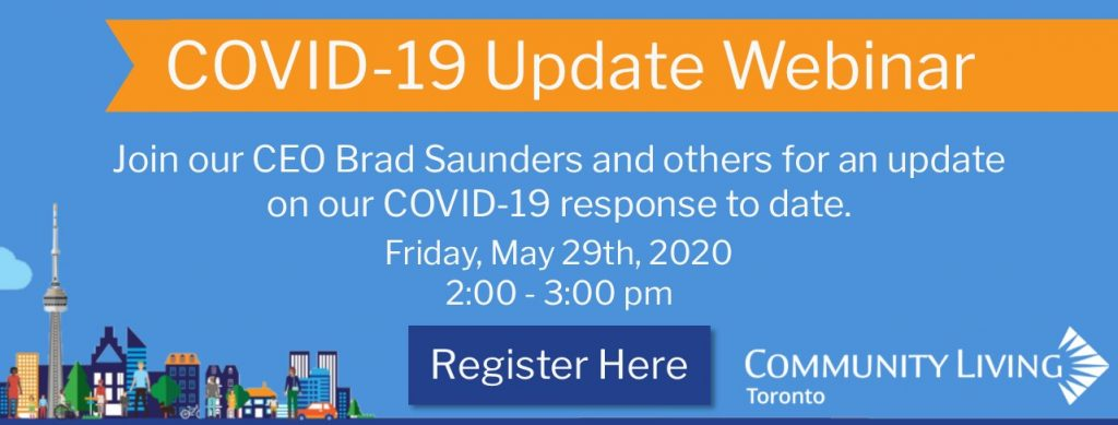 Our 7th webinar update for families, friends, members on our COVID-19 response is scheduled for this Friday.