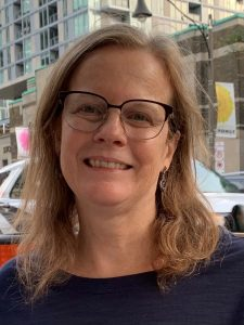 A photo of Susan McCloy